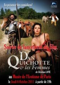 Don quichotte et les femmes [Francia] [DVD]