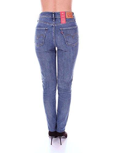 Skinny Rise Fine Jeans W Line High Dark Indigo 721 Levi's HtEq6w6