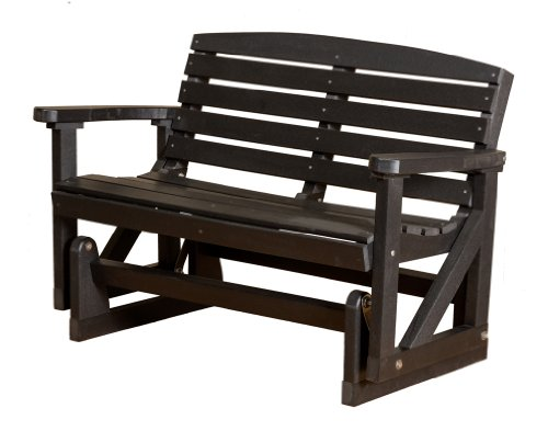 Little Cottage Classic Outdoor Patio Glider For Sale