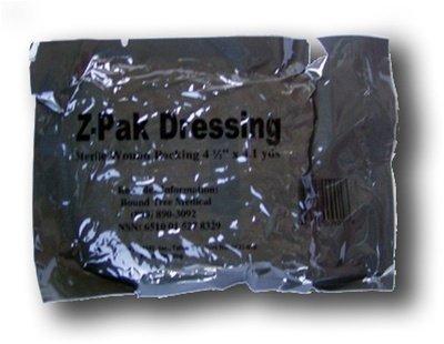 Z-Pak-Dressing
