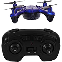 Hover-Way Micro Drone with Camera - BLUE