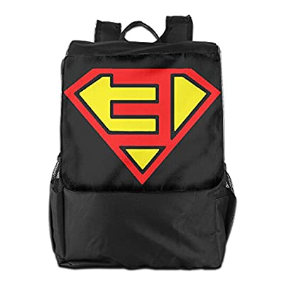 Eminem Logo Sports Shoulder Backpack Gym Bag