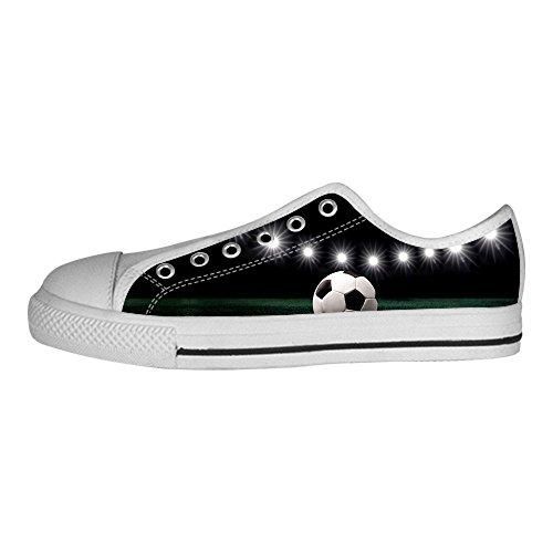 Shoes Ginnastica Canvas Lacci I Women's Alto Tetto Calcio Sport Custom Da Scarpe Delle twgYqvIU