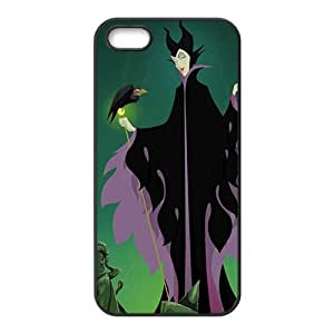 Evil witch Cell Phone Case for Iphone 5s