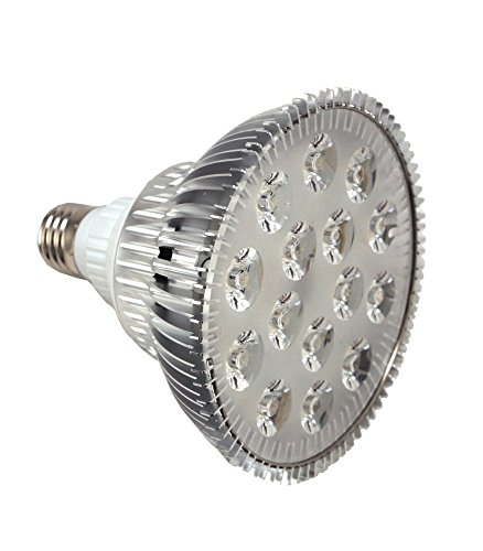 15 watt UV Spot LED BULB - 365nm PAR 38 by Unknown