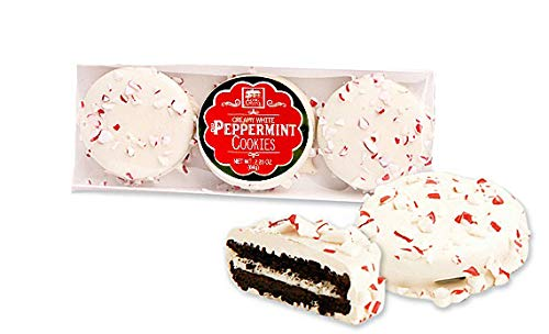 Long Grove Confectionery Peppermint Cookie Trio
