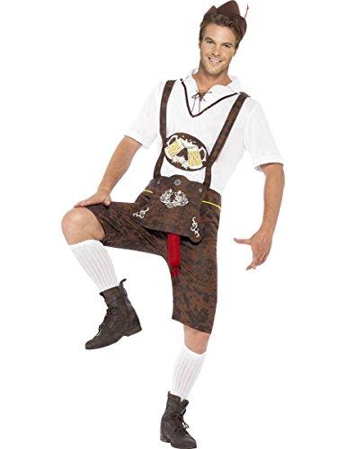 Brad Wurst Costume -