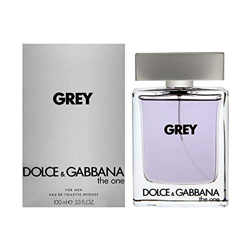 Dolce & Gabbana The One Grey For Me Eau De Toilette Spray, 3.3 Ounce