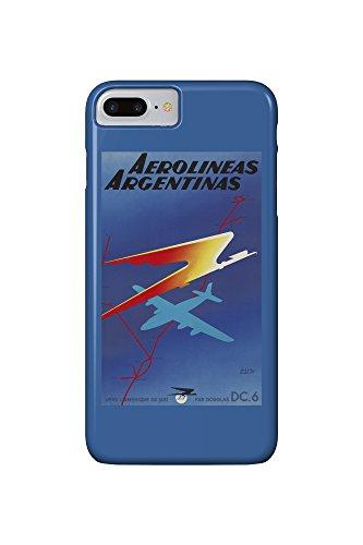 aerolineas-argentinas-vintage-poster-artist-colin-france-c-1950-iphone-7-plus-cell-phone-case-slim-b