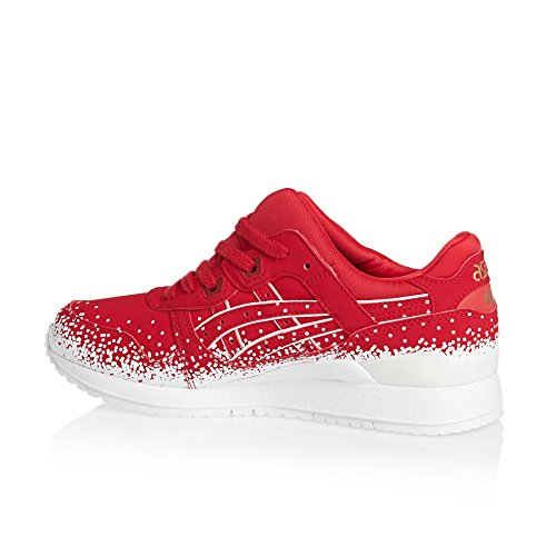 Lyte Red Red Rosso III Sneaker Gel Asics vcqwSSP6