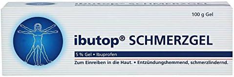 Pareri IBUTOP gel indicatii si reactii adverse. Informatii prospect.