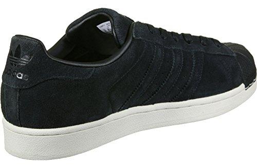 adidas Herren Superstar Sneaker Noir