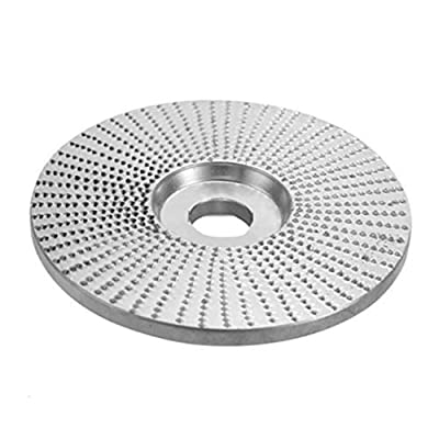 Youzpin Wood Tungsten Carbide Grinding Wheel Sanding Carving Tool Abrasive Disc for Angle Grinder