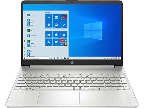 HP 15 11th Gen Intel Core i3 Processor 15.6″ (39.62cms) FHD Laptop (8GB/512GB SSD/Win 10/MS Offce/Integrated Graphics/Natural Silver/1.69 Kg), 15s-fr2006TU