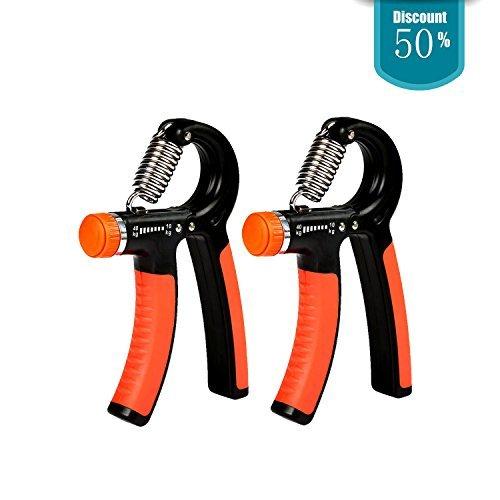 JJTGS Hand Grip Strengthener, Hand Exerciser In...
