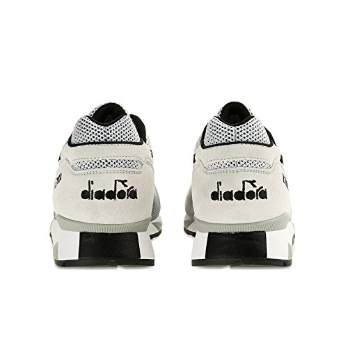 Adulte Plateforme Mixte Pompes V7000 Plate Weave NOIR 80013 Diadora à q0a1CAw