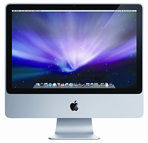 Apple iMac 20-Inch Desktop (2.66GHz Intel Core 2 Duo, 4 GB RAM, 320GB HDD Mac OS X) MB417LL/A (Certified (Apple Imac Computer Ram)