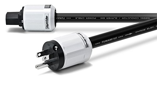 Oyaide TUNAMI GPX-R V2/1.8 RCA 1.8m Pair Cable