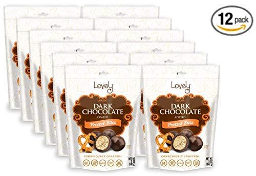 Top 10 best dark chocolate pretzel balls 2020