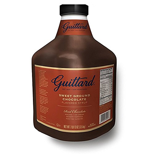 Guittard Chocolate Sauce 125oz