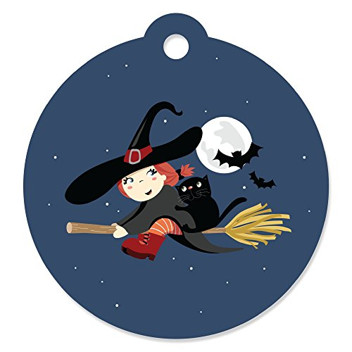 Halloween Tag (Bewitching Bash - Halloween Party Favor Gift Tags (Set of 20))