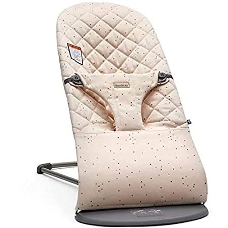 Blue Sprinkles Baby Bjorn Bouncer Bliss Quilted Cotton