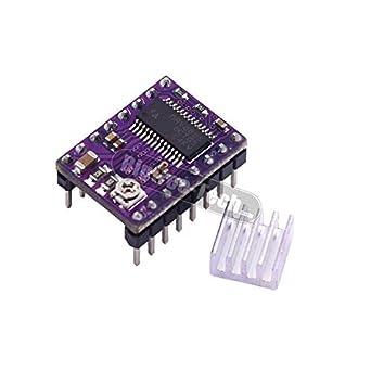 Impresora 3D - 10 piezas 3D Impresora StepStick DRV8825 ...