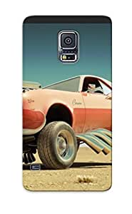 Crazylove 529320c3305 Case Cover Skin For Galaxy S5 (caricaturas De Autos Chevrolet )/ Nice Case With Appearance