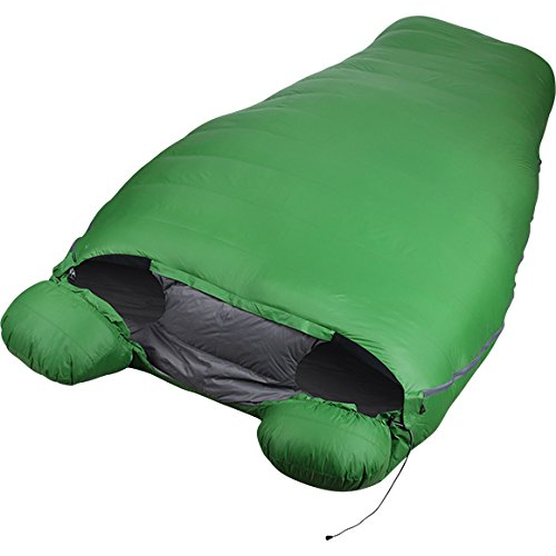 Splav Double Sleeping Bag Down Tandem Comfort 2-Person Warm Winter Gear