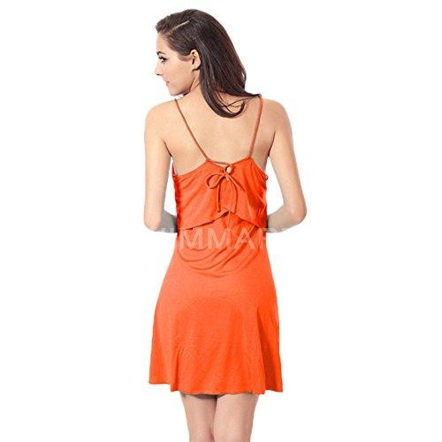Andyshi - Camisola - para mujer naranja