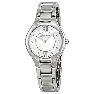 Raymond Weil 5132-ST-00985 - Reloj, Correa de Cuero 10