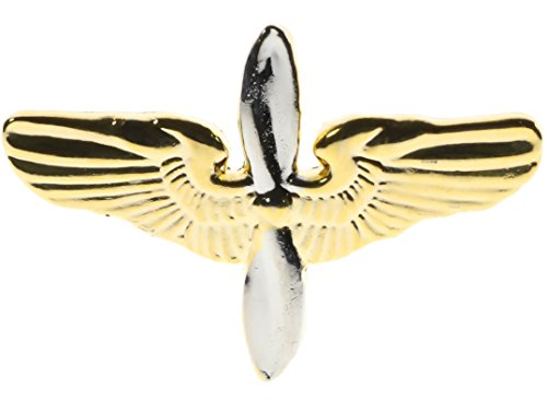Sujak Military Items Aviation Cadet Two Tone Hat or Lapel Pin Hon15811