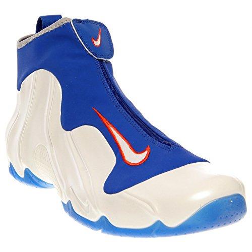 Nike Sportswear Flightposite Sneaker blanco 12 WHITE/TEAM ORANGE/GAME ROYAL