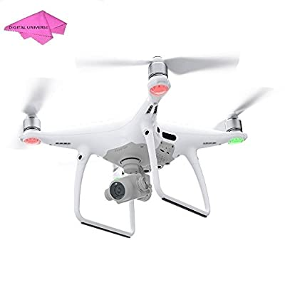 DJI Phantom 4 PRO Professional Drone, Hobby RC Quadcopter & Multirotor, White, CP.PT.000488 plus accessories from dji