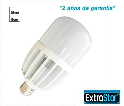 BOMBILLA BOLA LED E27 30W LUZ CALIDA