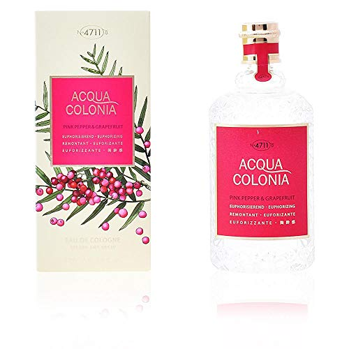 da4ced3c2 4711 ACQUA COLONIA PEPPER PINK GRAPEFRUIT COLOGNE 50ML EAU