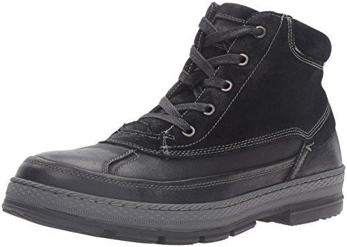 Steve Madden Men's Belicose Winter Boot, Black, 8.5 M US (Madden Boots For Man)