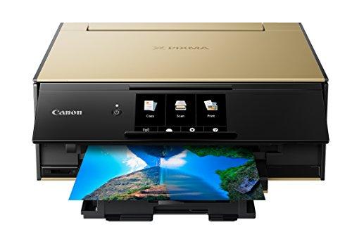 Canon PIXMA TS9120 Wireless All-In-One Printer Gold 2231C022