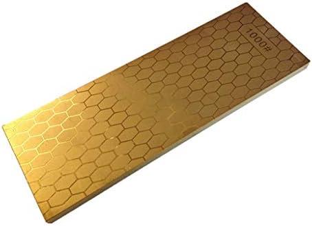 SGMYMX砥石 シャープナーは、開口縁ランナー400を両面砥石ダイヤモンド砥石は砥石千メッシュをメッシュ ウェット砥石 (Color : B)