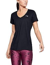 Women's Tech V-Neck Short Sleeve T-Shirt