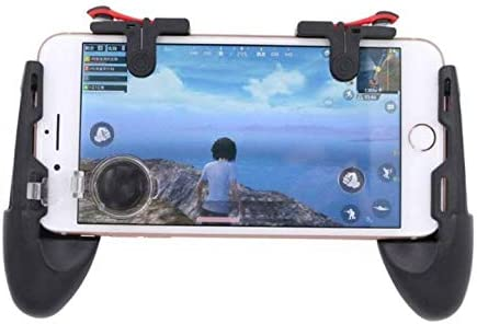 L1 R1 Trigger Shooter Button + Free Fire PUBG Mobile Gaming