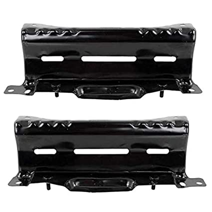 For 07-12 Yaris Front Bumper Cover Retainer Support Bracket Left Right SET PAIR