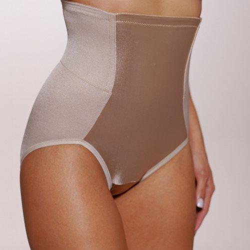 Va Bien Firm Control Hi-waist Brief Shapewear (SMALL Cafe)