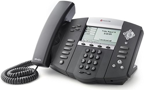 P 550 VOIP Phone Power Supply Sold Separately (Certified Refurbished) ()