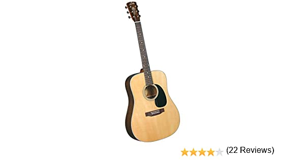 Blue Ridge BR-60 - Guitarra acústica (tipo dreadnought), color ...