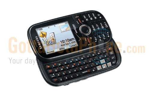 Verizon Samsung Intensity U450 No Contract Camera Cell - Clearance Phones Unlocked