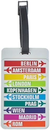 Bagages /Étiquettes Drapeau am/éricain 2e amendement Accessoires Voyage /Étiquettes Valise
