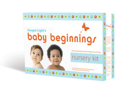 Baby Beginnings Nursery Kit (Nursery Bible Curriculum) (Gospel Light Curriculum)