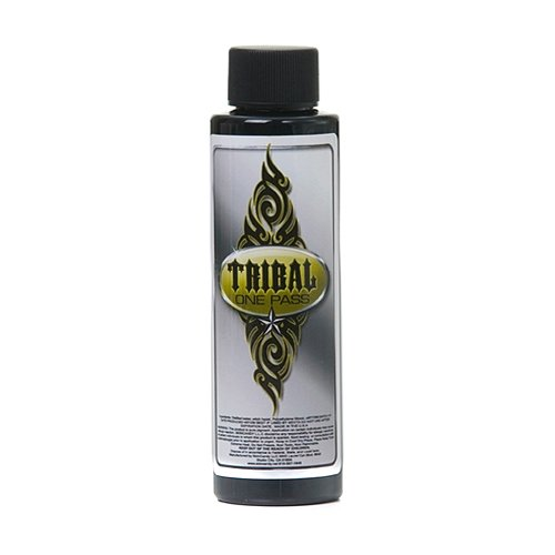 Tribal One Pass Black by Skin Candy 4-oz Bottle Tattoo for $<!--$22.99-->