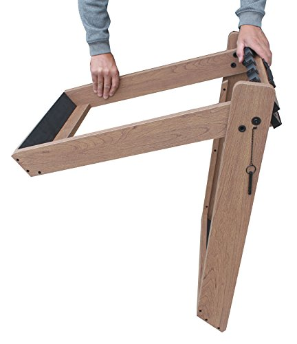 Gun Stand Designs : Rush creek creations deer camp portable folding gun